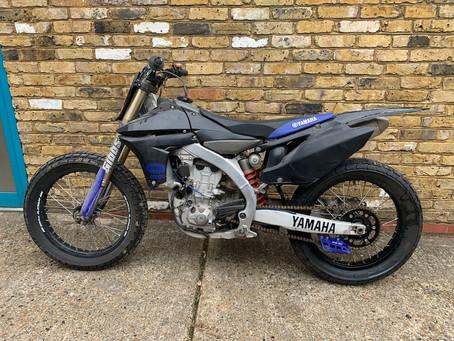 For Sale: Yamaha 450/500 DTX