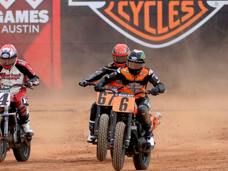 X Games Flat Track: This Thursday