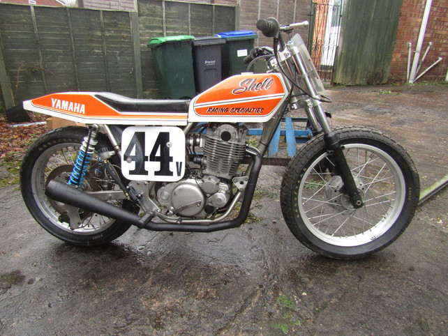 Shell Racing TT500: For Sale