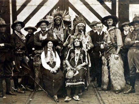 Shaun & the Salford Sioux