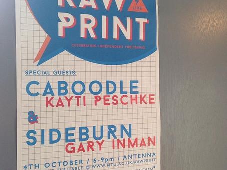 Raw Print, Nottingham