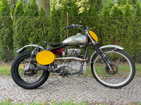 For Sale: 1957 Simson AWO Sport 350