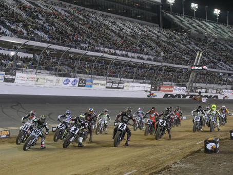 Daytona TT Thoughts