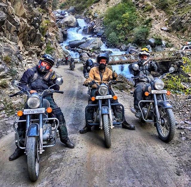 Sideburn Helmet Stories Himalayas image