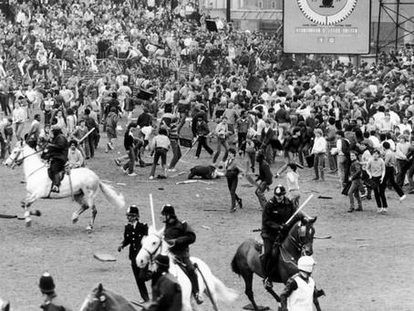 Off-Topic: The Birmingham Riot