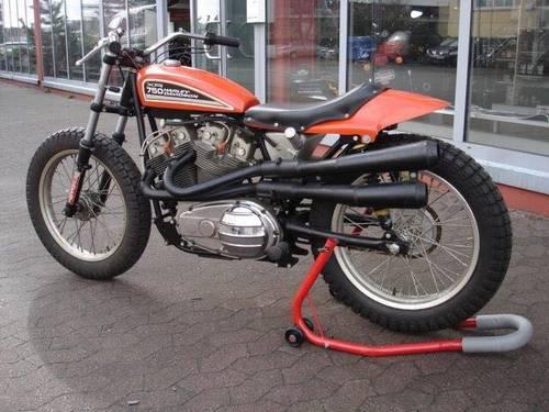 1980 Harley Davidson XR750 1