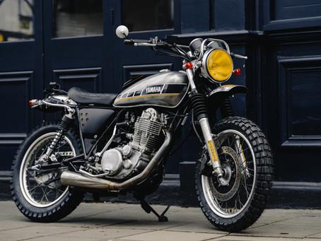 SOLD: Yamaha SR400