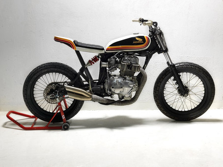 The Real Intellectuals Flat Tracker