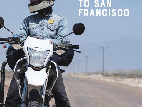 Santiago to San Francisco