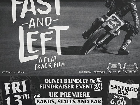 Fast and Left: UK Premiere