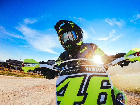 Dainese Rossi Flat Track Experience