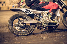 Alta Electric flat tracker