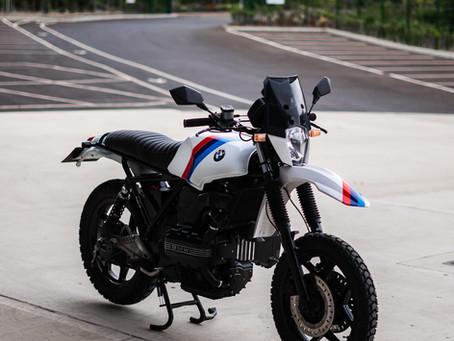 For Sale: BMW K75 Scrambler/Dakar