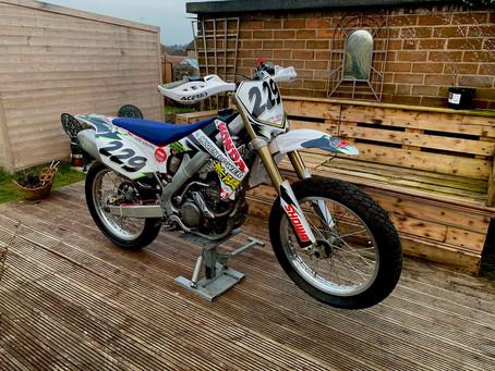 For Sale: Honda CRF250 DTX