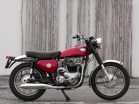 For Sale: Matchless G15CS