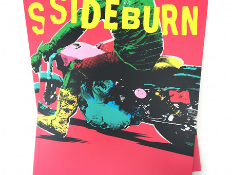 Sideburn 28: Ready for Pre-Order