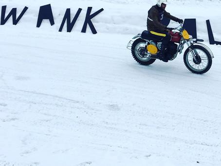 Deus Swank Rally on Ice