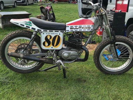 Mike's Champion Bultaco