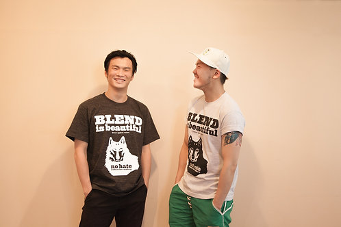BLEND is beautiful(アッシュ/ヘザーブラック)