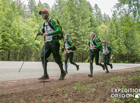 Race Report: Expedition Oregon Learnings