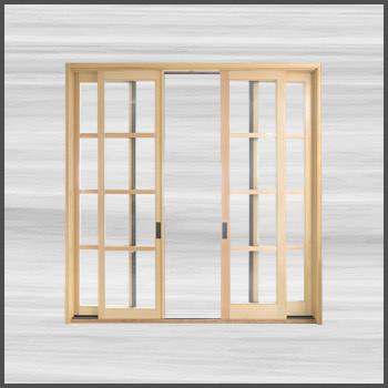 Sliding Exterior Doors from Sierra Pacific