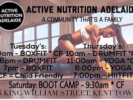 Child Friendly Exercise Classes - A real reason to wear your active wear..