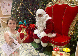Santa's coming to Marion - Book in for your Santa pic, inc. Sensitive Santa pic or Pet Santa pic!