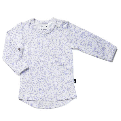 Elements Shirt Dress - Anarkid Organic