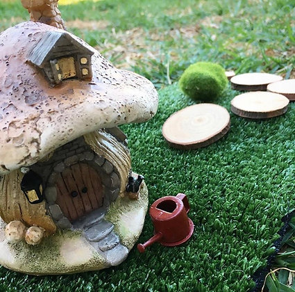 Fairy Toadstool House