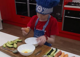 Kids cooking lessons with HomeFresh Experience Cooking. Golden Grove, SA