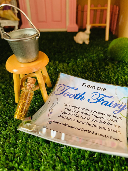 Tooth Fairy Set