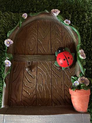 Outside Fairy Door