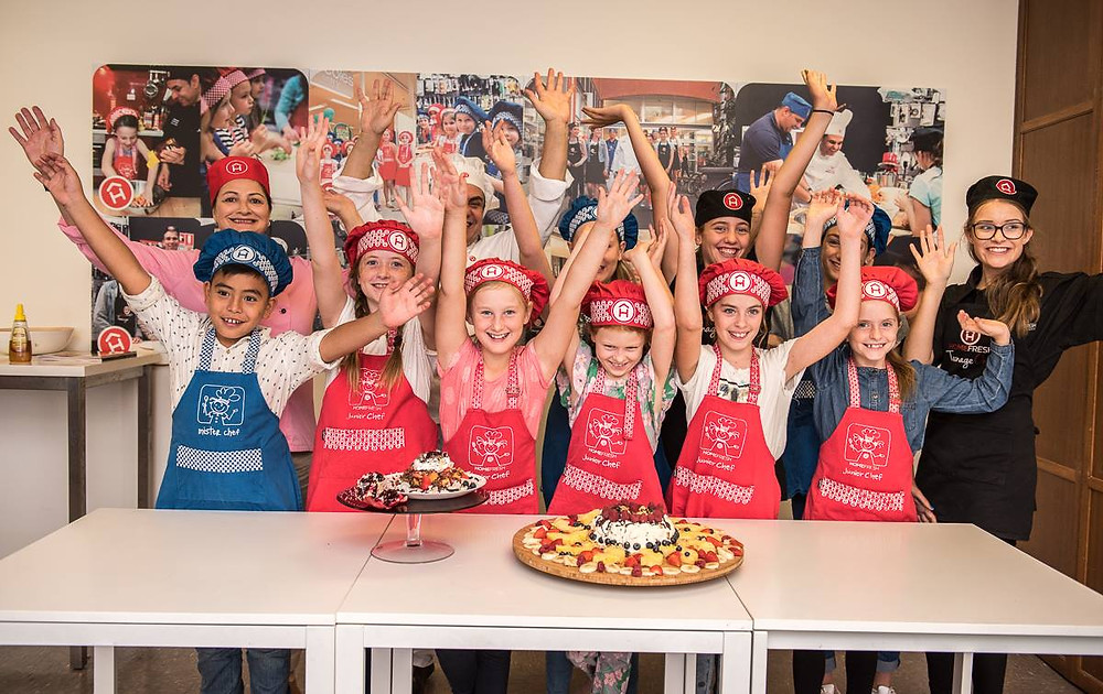 Kids cooking classes in Adelaide