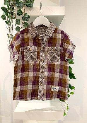 Vocha 100% cotton shirt. Size 4
