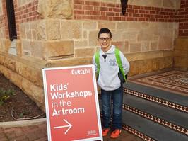 Carclew Explore Arts Program - SA School Holidays, various dates