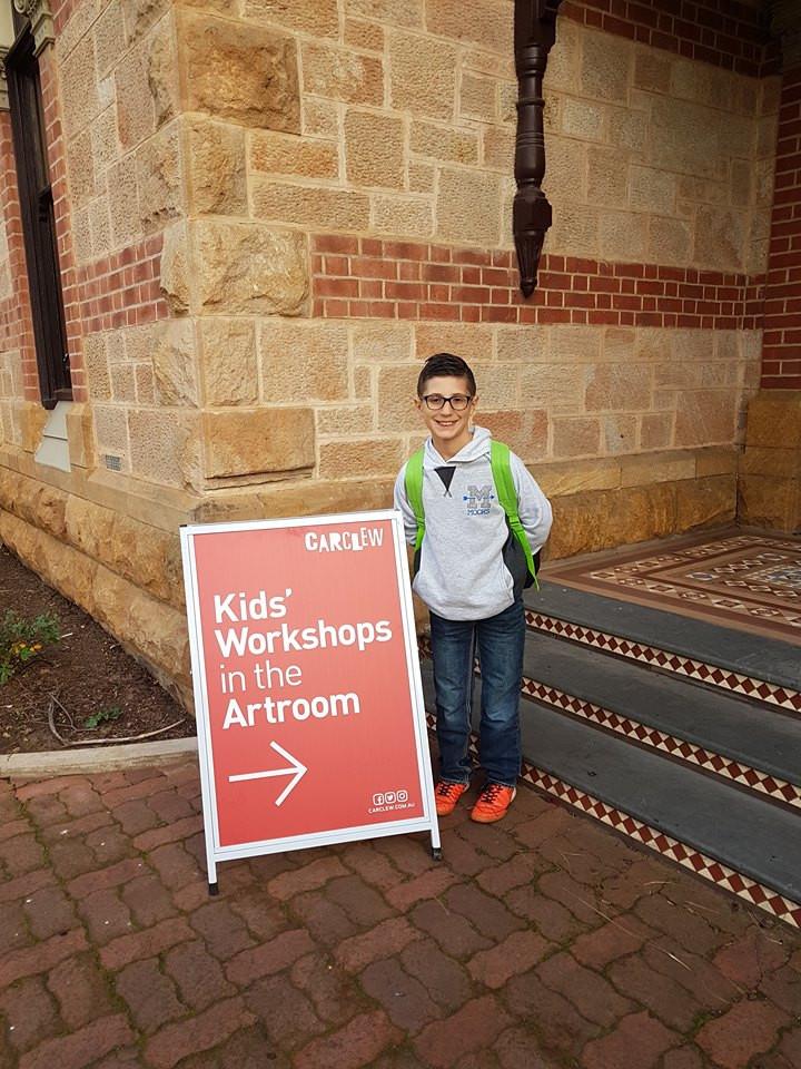 Carclew Explore Arts Program, SA