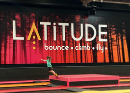Latitude Adelaide - It's time to fly, bounce and climb