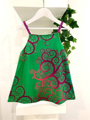 Spirals Dress - Deezo