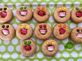 Funny Face Doughnuts