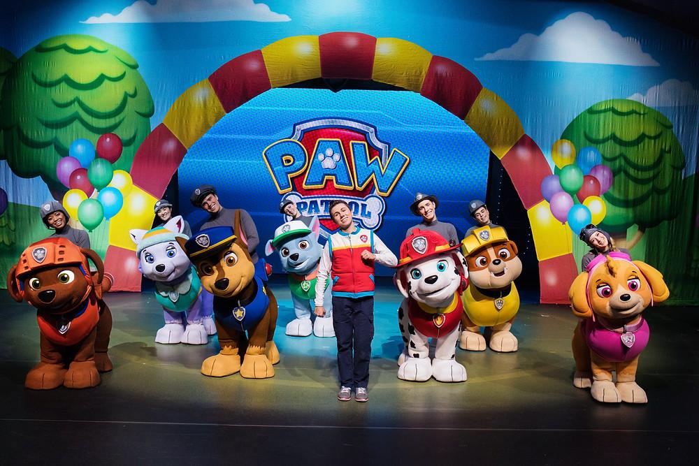 Paw Patrol Live Adelaide tour 2020