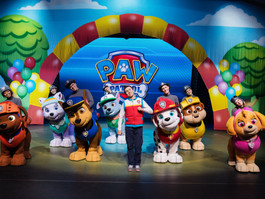 "Get ready Adelaide - Paw Patrol Live! ""Race to the Rescue"" is ready to roll into Australia in 2020"