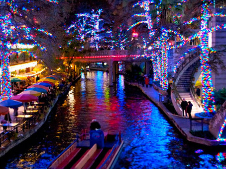 Things to do in the Holidays 2020 in San Antonio