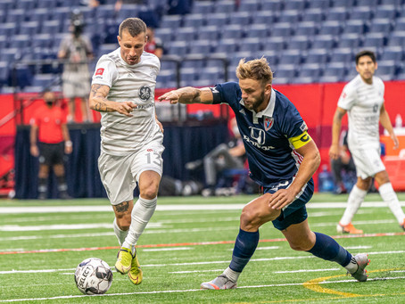Match Recap: LIPAFC #4 – Indy Eleven vs Louisville City – 09/16/2020