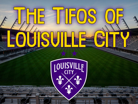 The Tifos of Louisville City