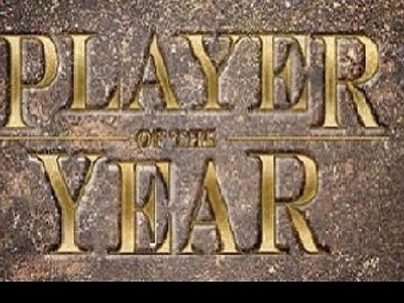 VamosMorados.com Player Of The Year Poll