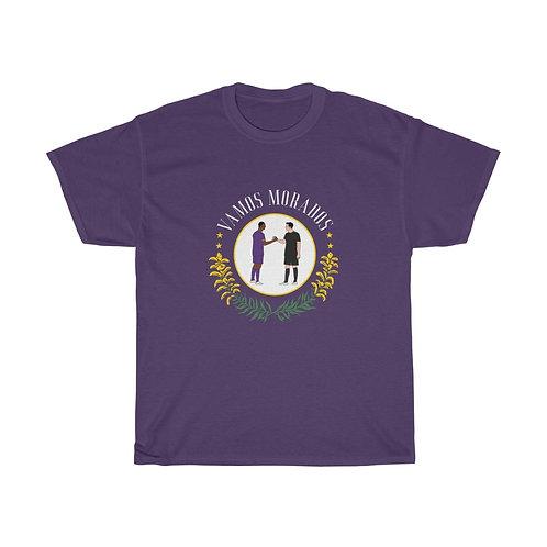 Vamos Morados Logo Shirt