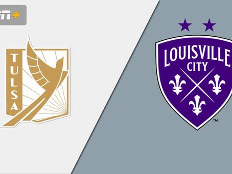 Next Match – Louisville City vs FC Tulsa – 09/03/2021