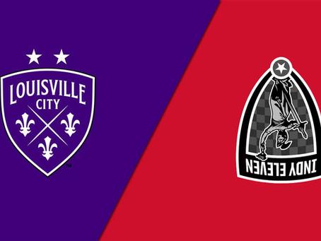 Next Match – LIPAFC – Indy Eleven vs Louisville City – 10/16/2021
