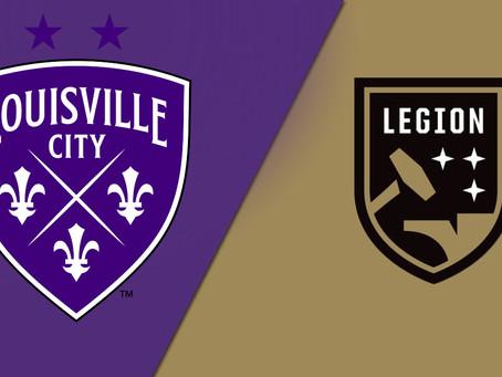 Next Match: Louisville City vs Birmingham Legion – 05/08/2021