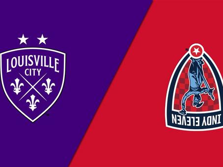 Next Match – LIPAFC – Indy Eleven vs Louisville City – 09/18/2021